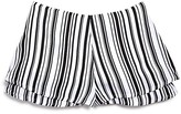 Aqua Girls' Layered Striped Shorts , Sizes S-XL - 100% Exclusive