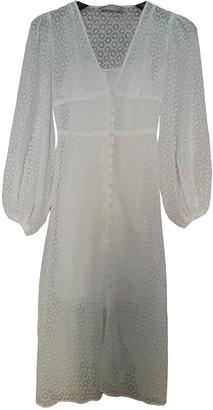 Keepsake White Lace Dress for Women