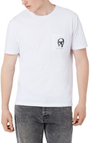 Topman Slim Fit Ritual Graphic T-Shirt