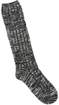 BearPaw Women's 1 Pack Slouchy Boyfriend Boot Socks