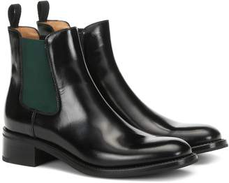 Church's Monmouth patent leather ankle boots