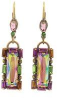Sorrelli Mixed Hibiscus Earrings