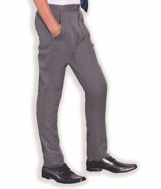 Girls Skinny Fit School Trouser Ages 9-16 Black Slim Tapered Narrow Leg