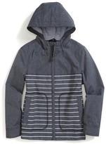 Tommy Hilfiger Final Sale- Stripe Hooded Jacket