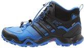 Adidas Performance Terrex Swift R Gtx Walking Boots Shock Blue/core Black/chalk White