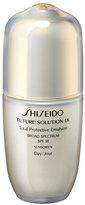 Shiseido Future Solution LX Total Protective Emulsion SPF 18, 75 mL