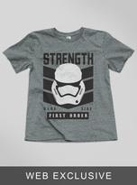 Junk Food Clothing Toddler Boys Star Wars The Force Awakens Tee-steel-2t