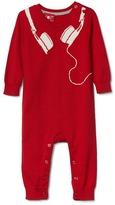 Gap babyGap x (RED) sweater one-piece