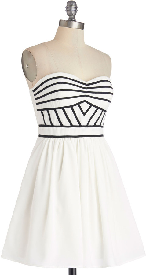 Terrace Toast Dress