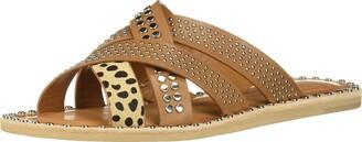 Dolce Vita Women's CORBEY Flat Sandal