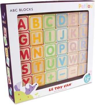 Le Toy Van ABC Wooden Blocks Set