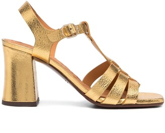 Chie Mihara Paxi leather sandals
