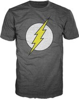 Bioworld Men's Flash Logo T-Shirt
