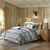 Woolrich Winter Sky Softspun Down Alternative Comforter Set Grey King