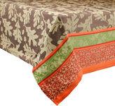 MIX MONSTERS Great Oak Jacquard Cotton Tablecloth