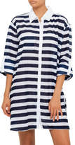 Jantzen Button Up Tunic Cover-Up