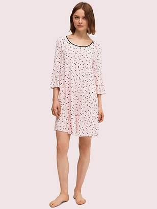 Kate Spade Scatter Dot Sleepshirt