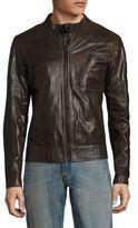 Belstaff Moreland Leather Jacket