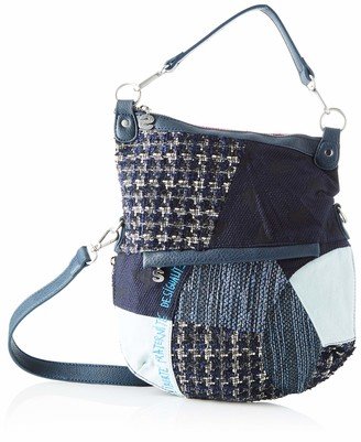 Desigual Bag LIBERTE Patch Folded 2