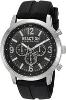 Kenneth Cole Reaction Men's 10030929 Sport Analog Display Japanese Quartz Black Watch
