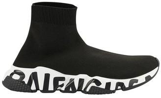 Balenciaga Speed Graffiti sneakers