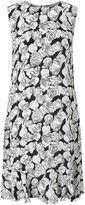 Jigsaw Poppy Fields Ruffle Dress