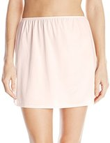 Cinema Etoile Women's 15 Inch Microfiber Tailored Half Slip