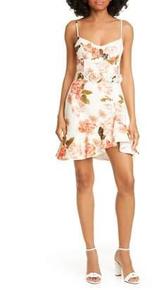 Nicholas Arielle Floral Print Sundress