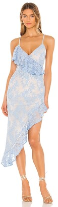 NBD Victoria Midi Dress