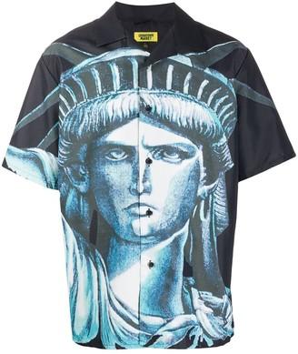 Chinatown Market Liberty print shirt