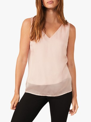 Phase Eight Silk Cami Vest