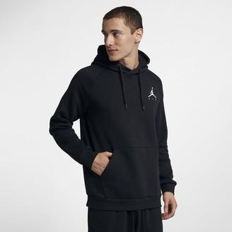 Nike Men's Fleece Pullover Hoodie Jordan Jumpman