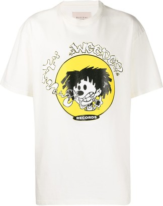 Buscemi Records T-shirt