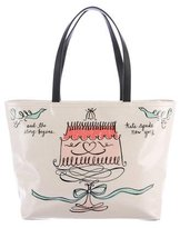 Kate Spade Wedding Belles Cake Francis Tote w/ Tags