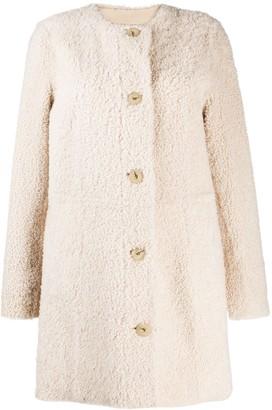 Drome Buttoned-Up Coat