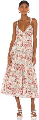 Rebecca Taylor Sleeveless Lucienne Dress