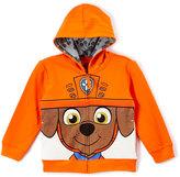 Freeze Orange Zuma Zip-Hoodie - Toddler