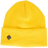 Manuel Ritz Kids ribbed knitted beanie
