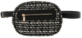 Miss Shop Woven Belt Bag