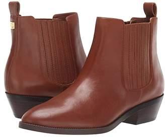 Lauren Ralph Lauren Ericka (Deep Saddle Tan) Women's Shoes
