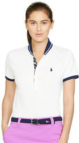 Ralph Lauren Tailored Golf-Fit Shawl Polo