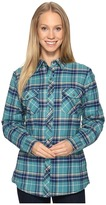 Kuhl Amaya Lined Flannel Shirt