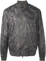 Z Zegna camouflage bomber jacket - men - Polyamide/Polyester - S