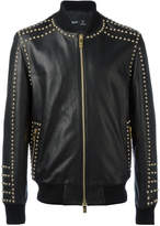 Blood Brother Guinness exclusive Raised leather jacket