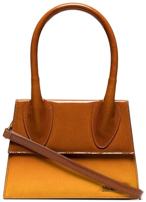 Jacquemus Le Grand Chiquito leather tote bag