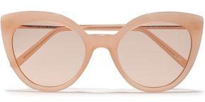 Cat Eye Andy Wolf Grace Cat-eye Acetate Sunglasses