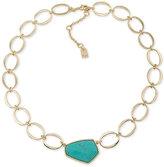 Lauren Ralph Lauren Gold-Tone Collar Necklace