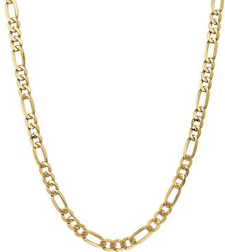 "Bloomingdale's 14K Yellow Gold 7mm Flat Figaro Chain Necklace, 20"" - 100% Exclusive"