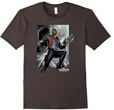 Marvel Star-Lord Guardians of the Galaxy Graphic T-Shirt