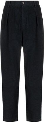 Universal Works Dropped-Crotch Corduroy Trousers